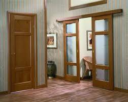 Установка межкомнатных дверей: способы