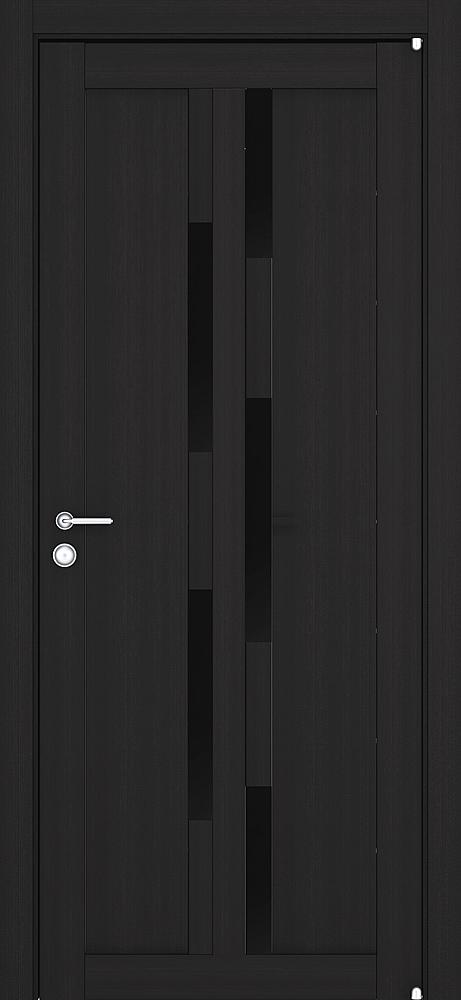 2198 шоко велюр (черное стекло)