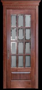 Двери из массива сосны в Санкт-Петербурге - Купить